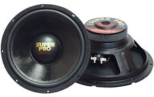 Pyramid Super Pro Pw1048usx Subwoofer Woofer - 250w (rms) / 500w (pmpo)
