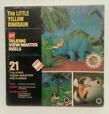 The Little Yellow Dinosaur 1971Talking View-Master (Unopened) Mint Condition!