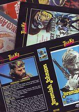 lot  11 documents- jaquettes de films WESTERN