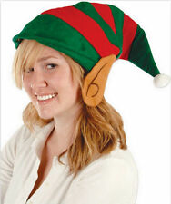 Christmas Holiday Felt Elf Ear Hat. One size fits most Teens/Adults.