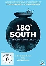 180 ° South Yvon Chouinard, Doug Tompkins DVD NUOVO!