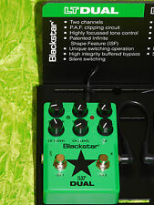 Blackstar LT Dual 2 Channel Distortion Guitar Effects Pedal  - NEW, LOWER PRICE!