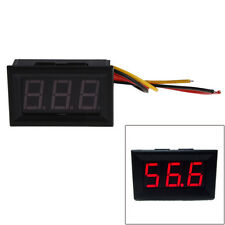 DC 2.5-30V LED Panel 3-Digital Display  Spannungsvoltmeter sehr günstig