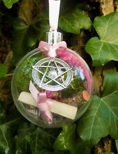 Witch Ball Ornament Pagan Boxed Gift  Love Spell Kit Valentine