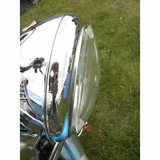 HARLEY DAVIDSON HEADLIGHT PROTECTOR, FAT BOY, ROAD KING, HERITAGE SOFTTAIL, FLHT