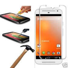 Ultimate Genuine Tempered Glass Screen Protector for Motorola Moto G 2nd Gen 5""