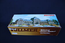 V165 Ancienne Maquette Vollmer train Ho 3560 Gare baden baden Bahnof station