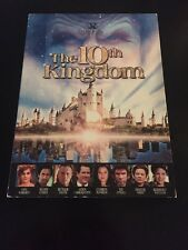 THE 10TH KINGDOM DVD 2 DISC EDITION HALLMARK ENTERTAINMENT 417 MINUTES