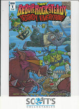 TMNT BEBOP & ROCKSTEADY DESTROY EVERYTHING  #1  NM  NEW (BAGGED & BOARDED)