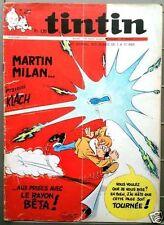 Journal de Tintin 1084 - 8/69 Monsieur Yves Duval