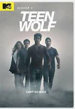 TEEN WOLF Season 4 NEW DVD