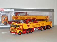 WSI 07-1041 SCANIA 111/141 6X2 UNIT & BRICK TRAILER- VSB GROEP BV 1:50