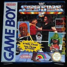 WWF SUPERSTARS 2 Gameboy Game Boy Versione Europea ••••• COMPLETO