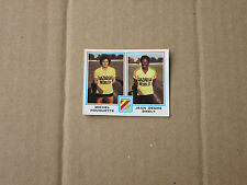 Image sticker N° 508  FOOTBALL 80 PANINI  FC MARTIGUES  ROUQUETTE SIKELY 1980 D2