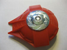 GODAIKIN POPY DALTANIAS BIG RED&CHROME SHIELD GB-02 Y&K JAPAN RARE TRANSFORMER!