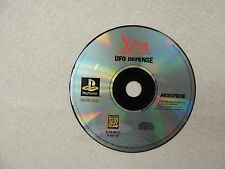 X-COM: UFO Defense (Sony PlayStation 1, 1995) Disk Only/Plays Flawlessly
