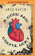 A Good and Useful Hurt by Aric Davis (2016, MP3 CD)