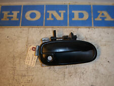 1996 civic dx 2dr auto right passenger front outside door handle