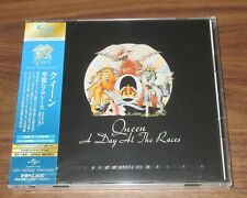 Queen JAPAN PROMO issue 2 x SHM CD obi SEALED Freddie Mercury A DAY AT THE RACES