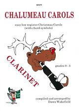Chalumeau Carols Clarinet Solo