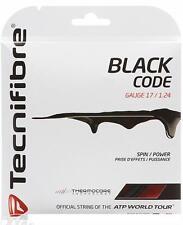Corde Tennis TECNIFIBRE Black Code 1.24 n.4 matassine 12m monofilamento penta