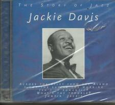 JACKIE DAVIS - The story of jazz (2004) CD