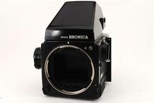 RARE【Exc+++++】Zenza Bronica GS-1 AE Medium Format Body Film Back from JAPAN #234