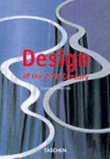 Taschen Design Series: Design of the 20th Century by Charlotte/Peter Fiell 1999