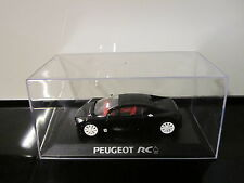 PEUGEOT RC PIQUE - ESC.-1/43 - CONCEPT CARS COLLECTION - ALTAYA