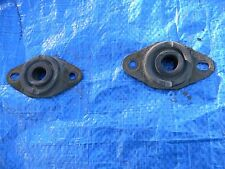 88-91 Honda Crx Si Dx Hf Oem Bottom Radiator Brackets Rare