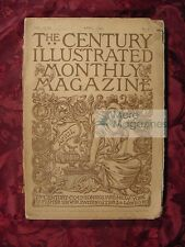 The CENTURY April 1892 Louise Chandler Moulton Joseph Pennell Rudyard Kipling