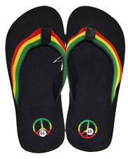 Rasta Slipper Footwear Jamaican Sandal-size 8(europe 40)