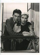 FILM HÔTEL DU NORD CARNÉ AUMONT PHOTOGRAPHIE 1938 ARGENTIQUE VINTAGE PHOTOGRAPH