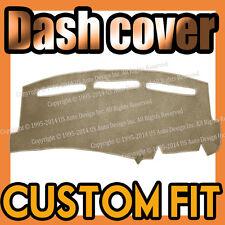 2007-2009  SATURN  OUTLOOK  DASH COVER MAT DASHBOARD PAD /  BEIGE