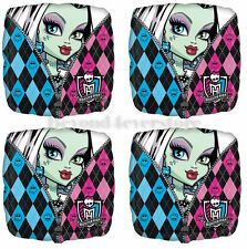 "Disney Monster High Birthday Party Theme Decoration 18"" 4x Foil Mylar Balloons"