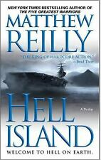 Hell Island by Matthew Reilly (2010, Paperback)