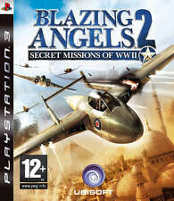 Blazing Angels 2: Secret Missions of WWII PS3 *in Excellent Condition*