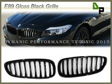 BMW Gloss Black Sporty Front Grille Grill For E89 Model Z4 Convertible 2009-2015