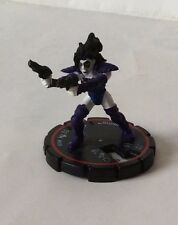 HeroClix MUTANT MAYHEM  #030  DOMINO  Veteran MARVEL