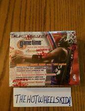 2000-01 FLEER GAME TIME BASKETBALL HOBBY BOX