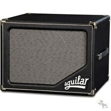 "Aguilar SL 112 1x12"" 8-Ohm 250-Watt Bass Amplifier Lightweight Extension Cabinet"