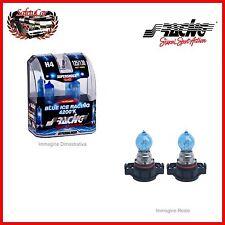 Kit 2 Lampade Simoni Racing Blue Ice Racing PS19W–Luce Bianco Ghiaccio 4200K 19W