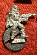 Warhammer 40K Imperial Guard ROGUE TRADER PSYKER 3 Iron Claw Inquisition Citadel