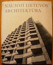 Architecture of Soviet Lithuania Photo album Lithuanian