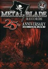 Metal Blade Records 25th Anniversary Metal + Hardcore Festival 2xDVD R4