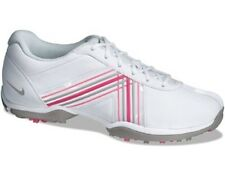 NIKE DELIGHT IV EU GOLF SHOES - WOMENS SIZE US 7 - WHITE - NEW IN BOX
