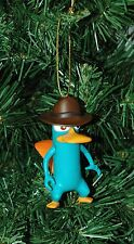 Phineas and Ferb Agent Perry Christmas Ornament