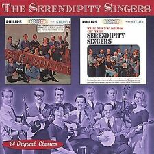 Serendipity Singers/Many Sides of the Serendipity Singers-New Sealed CD