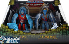 Mattel Master of the Universe Classic Rokkon & Stonedar MOTU SDCC 2013 Exclusive