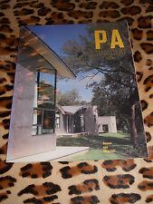 REVUE - PROGRESSIVE ARCHITECTURE , Houses and Materials - Nov. 92